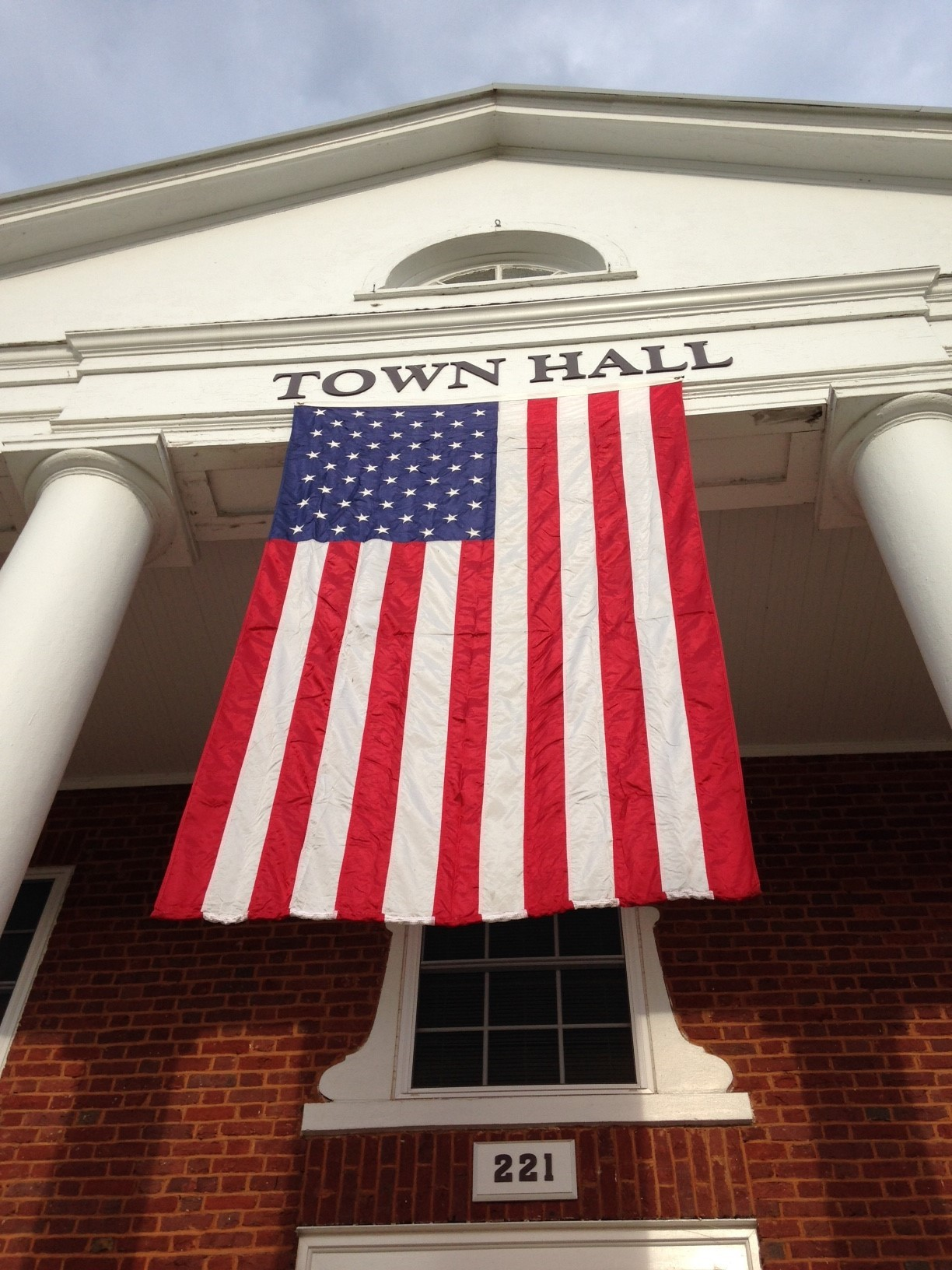 Town Hall - Memorial Day