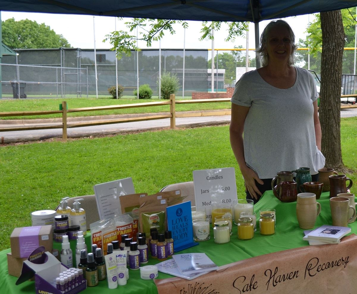 Vendor, Safe Haven Recovery